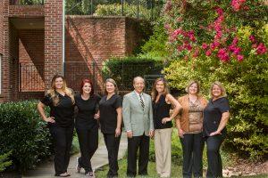 Kotsianas Dentist Team Photo Outside